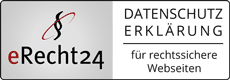 Datenschutzerklärung by erecht24